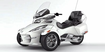 2012 Can-Am™ Spyder Roadster RT-Limited