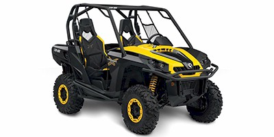 2011 Can-Am™ Commander 1000 X