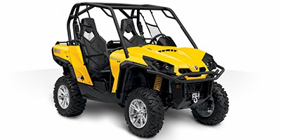 2011 Can-Am™ Commander 800R XT