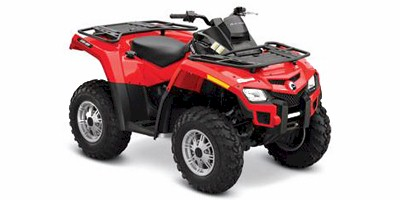 2012 Can-Am™ Outlander™ 650