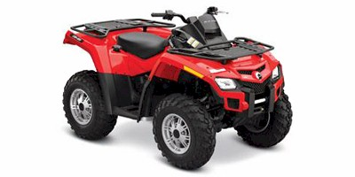 2011 Can-Am™ Outlander™ 800R EFI