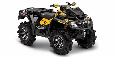 2011 Can-Am™ Outlander™ 800R EFI X mr