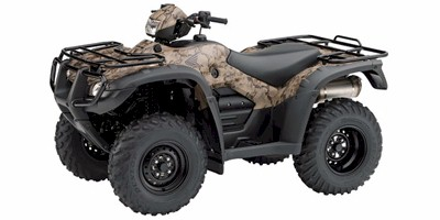 2011 Honda FourTrax Foreman® 4x4 ES With Power Steering