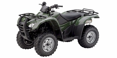 2011 Honda FourTrax Rancher™ AT With Power Steering