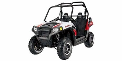 2011 Polaris Ranger® RZR® 800 Indy Red / White LE