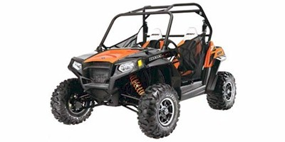 2011 Polaris Ranger® RZR® 800 S Black / Orange Madness LE