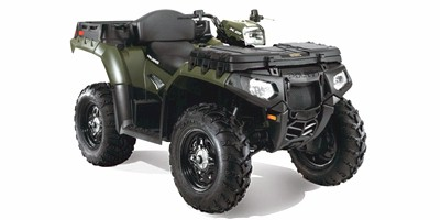 2011 Polaris Sportsman® 550 X2