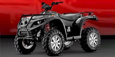 2011 Tomberlin™ SDX 400 4X4 IRS