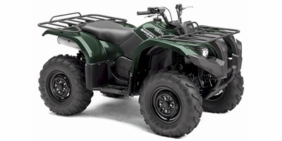 2013 Yamaha Grizzly 450 Auto 4x4 EPS