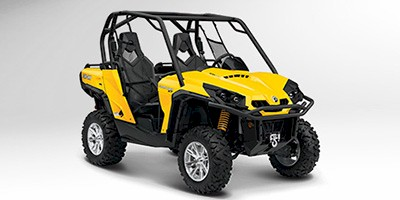 2012 Can-Am™ Commander 1000 XT