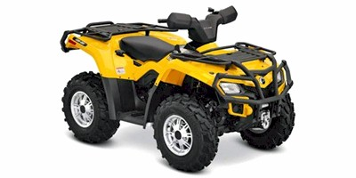 2012 Can-Am™ Outlander™ 500 XT