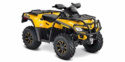 2012 Can-Am™ Outlander™ 650 XT