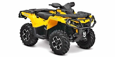 2012 Can-Am™ Outlander™ 800R XT