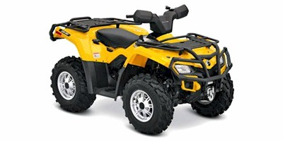 2012 Can-Am™ Outlander™ MAX 400 XT