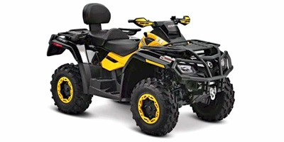 2012 Can-Am™ Outlander™ MAX 800R XT-P