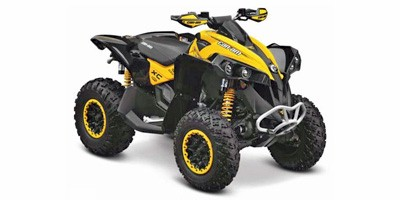 2012 Can-Am™ Renegade 800R X xc