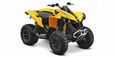 2012 Can-Am™ Renegade 800R