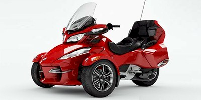 2012 Can-Am™ Spyder Roadster RT-S