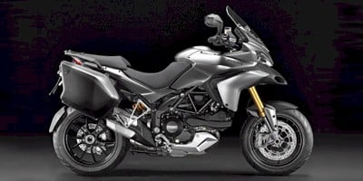 2012 Ducati Multistrada 1200 S Touring Edition