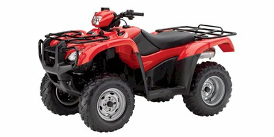 2012 Honda FourTrax Foreman® 4x4 ES With Power Steering