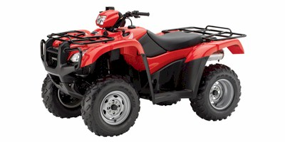 2012 Honda FourTrax Foreman® 4x4 With Power Steering