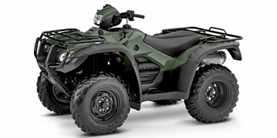 2012 Honda FourTrax Foreman® Rubicon