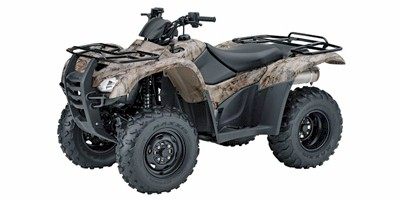 2012 Honda FourTrax Rancher™ 4X4 With Power Steering
