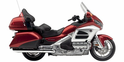 2012 Honda Gold Wing® Airbag