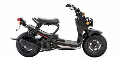2012 Honda Ruckus Base