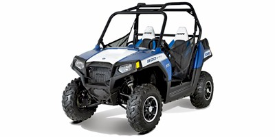 2012 Polaris Ranger® RZR® 800 EPS Boardwalk Blue LE