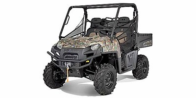 2012 Polaris Ranger® XP® 800 EPS Browning® LE