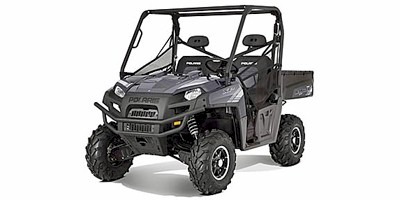2012 Polaris Ranger® XP® 800 Magnetic Metallic LE