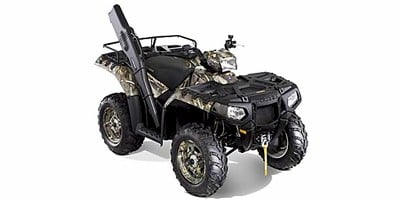 2012 Polaris Sportsman® XP® 850 HO EPS Browning® LE