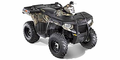 2012 Polaris Sportsman® 500 HO Polaris Pursuit® LE