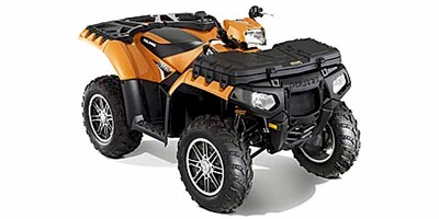 2012 Polaris Sportsman® 550 EPS Orange Madness LE