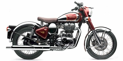 2012 Royal Enfield Bullet C5 Chrome