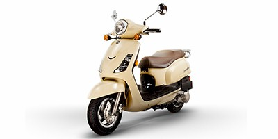 2012 SYM Fiddle II 125