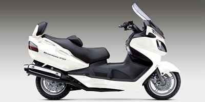 2012 Suzuki Burgman 650 Executive