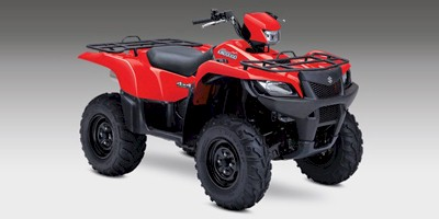 2012 Suzuki KingQuad 750 AXi 4X4 Power Steering