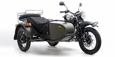 2012 Ural Gear-Up 750