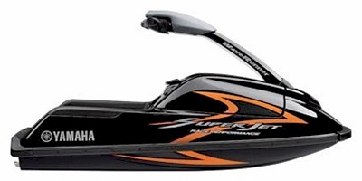 2012 Yamaha WaveRunner® Superjet Base