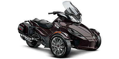 2013 Can-Am™ Spyder ST-Limited
