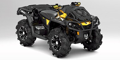 2013 Can-Am™ Outlander™ 1000 X mr