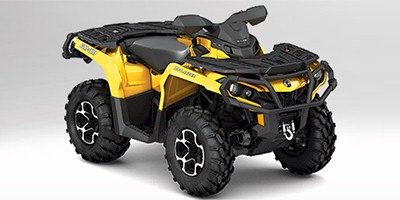 2013 Can-Am™ Outlander™ 500 XT