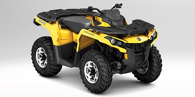 2013 Can-Am™ Outlander™ 1000 DPS