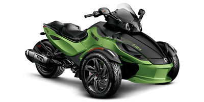2013 Can-Am™ Spyder RS-S