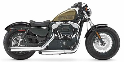 2013 Harley-Davidson Sportster® Forty-Eight®