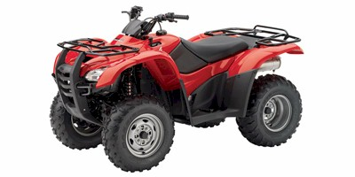 2013 Honda FourTrax Rancher™ 4X4 ES With Power Steering