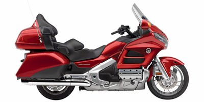 2013 Honda Gold Wing® Audio Comfort