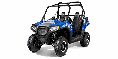 2013 Polaris RZR® 800 EPS Blue Fire LE